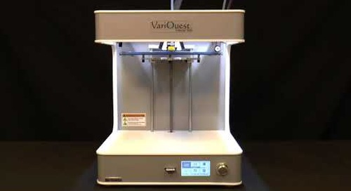VariQuest Trifecta™ 800 3D Printer Product Overview
