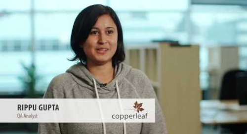 Why Work At Copperleaf?