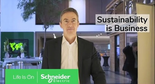 Sustainability is Business: Corporate Sustainability Solutions | Schneider Electric