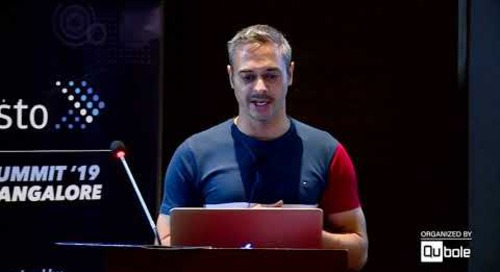 "Presto Summit India 2019 - ""Evolution of Big Data Analytics at InMobi""   Updated"