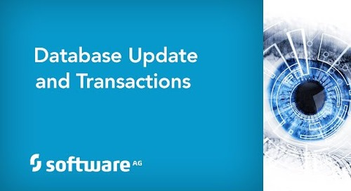 Database Update and Transactions