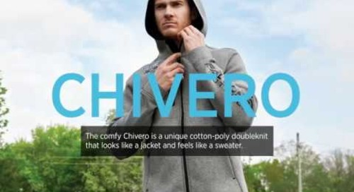Chivero Knit Jacket