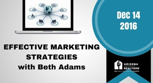 Effective Marketing 12.14.2016