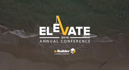 Elevate Conference  2018 Recap