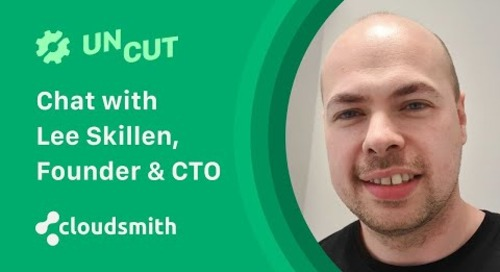 Lee Skillen, Cloudsmith CTO, on streamlined software packaging, building startups, and on-premise