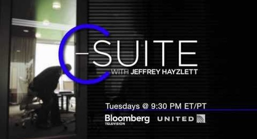 C-Suite with Jeffrey Hayzlett: Domino's Pizza