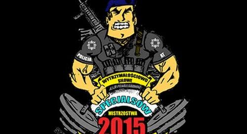 Frag Out! Jedziemy do Odcięcia 2015 - zawody jednostek specjalnych BOA i WR KSP