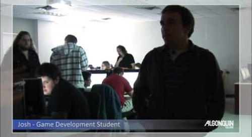 Student Testimonial - Game Development Program