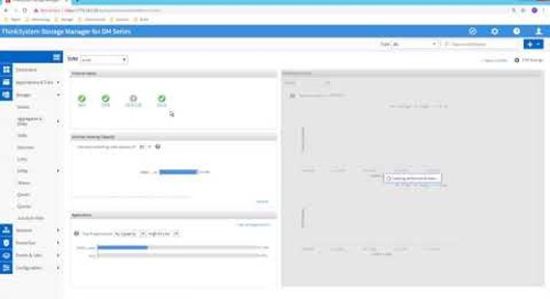 Lenovo ThinkSystem Storage Manager for DM Series Virtualization