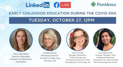 Early Childhood Education during the COVID era