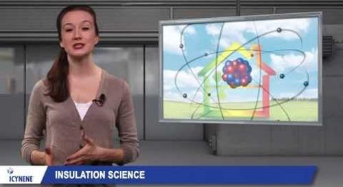 """Icynene Spray Foam Insulation"""" The science"""