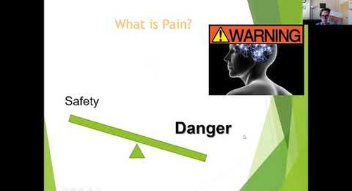 Understanding Pain Session 1: How Pain Works