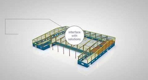 Complete BIM Process for All Pre-Engineered Buildings