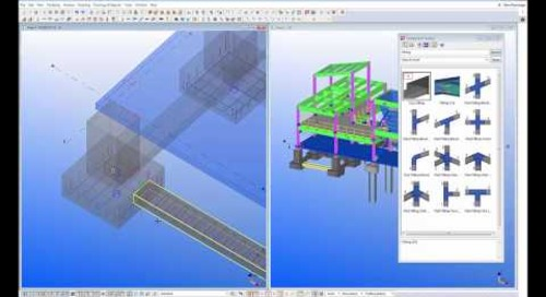 Rebar Modeling with Tekla Structures