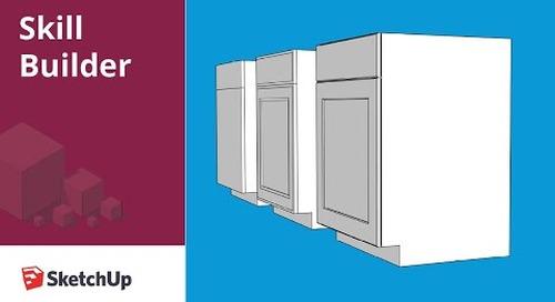 Cabinet Doors - Skill Builder