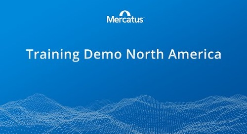Mercatus + Lionpoint | Training Demo North America
