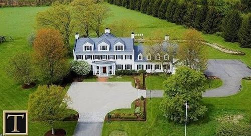 521 James Street, Harding Twp. I NJ Real Estate Homes For Sale