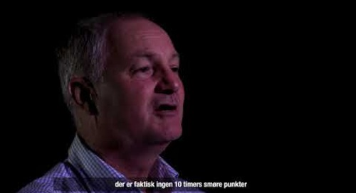 IDEAL from MF - Optimised Harvesting (Danish)