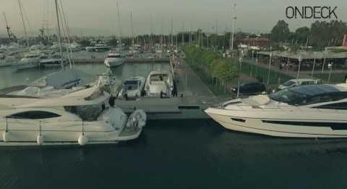 3rd Sunseeker Hellas Open Weekend at Flisvos Marina
