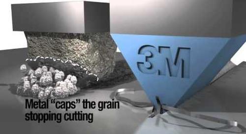 3M™ Cubitron™ II Precision Shaped Grain
