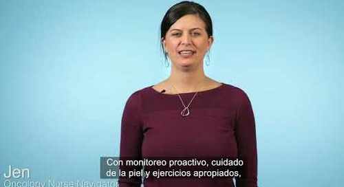 Beyond Cancer Treatment - Lymphedema (Spanish subtitles)