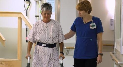 Saint Patrick Hospital HealthBreak - PT after Joint Replacement