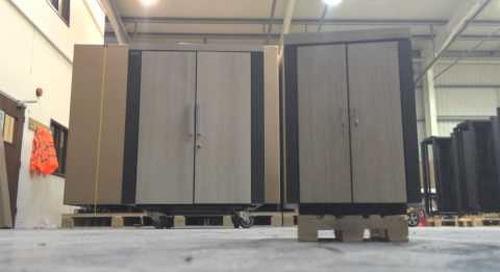 World's Smallest Server Room - NetShelter CX