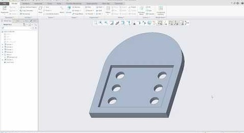Creo Parametric Tip: Pick From List Selection