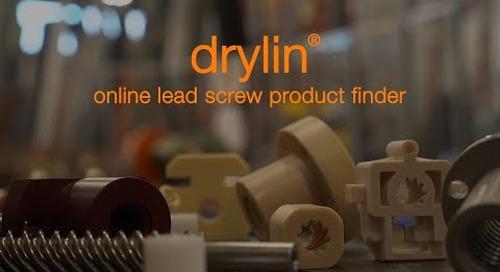 Walk-through - drylin® online lead screw product finder