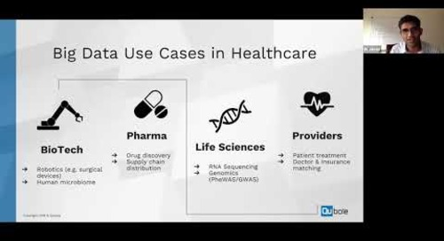 [Ai4 Webinar] Modernizing ML & AI Operations to Advance Healthcare