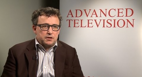 Advanced Television Interview: Irdeto CTO Andrew Wajs