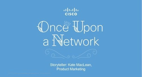 Once Upon A Network Webinar