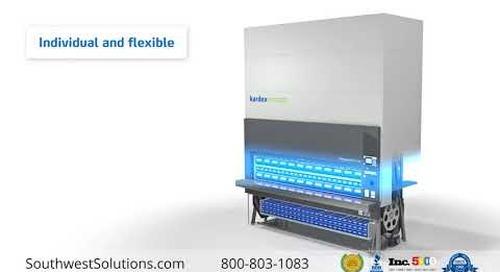 Pathology Slide & Tissue Block Vertical Carousel Automated Medical Supply Storage