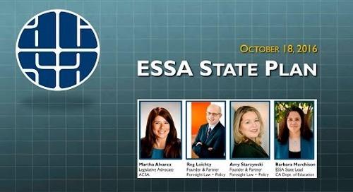 ESSA State Plan