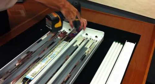 IBZ Socket Track Removal Instructions  - Table Top