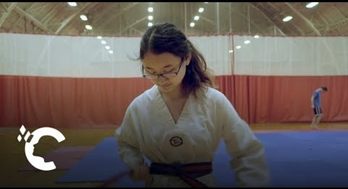 MIT Sport Taekwondo: Fitness and Family