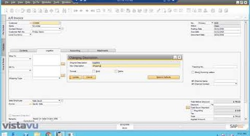 SAP Business One Messages and Alerts