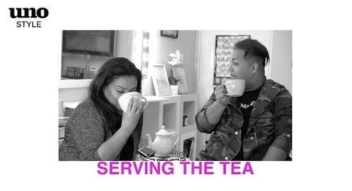 Serving Tea