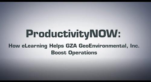 GZA Boosts Autodesk Skill in ProductivityNOW
