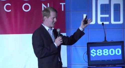 "Obsolete Know It Alls: The Human Brain in ""Jeopardy""—Keynote Presentation"