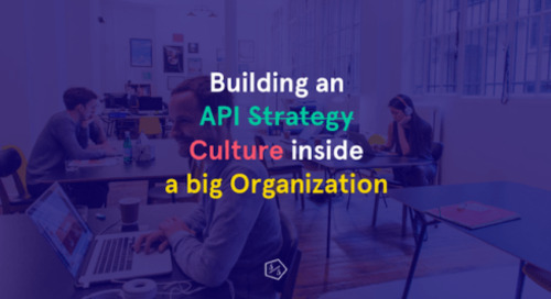 Building an API culture – Interview with Five By Five