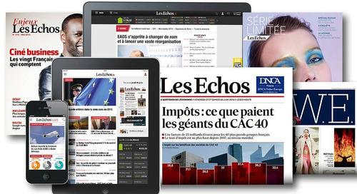 Becoming a digital media platform using API Management – Les Echos example