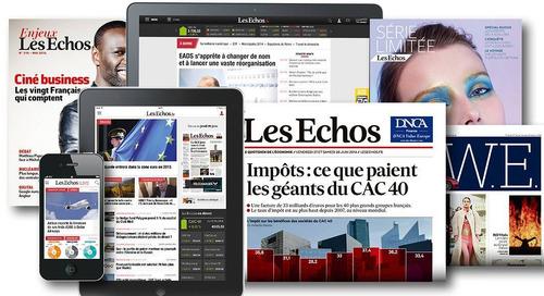 Becoming a digital media platform using API Management – Les Echos example