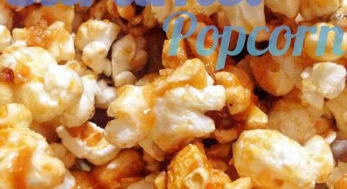 Comment on Membuat Caramel Popcorn Sendiri by Lily Nurlita Mohamad
