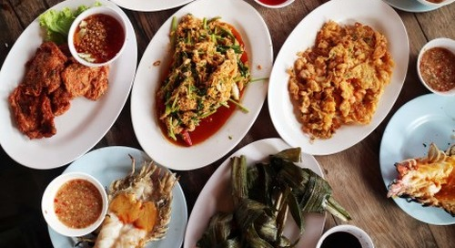 [THAILAND] 12 DISHES YOU MUST TRY IN THAILAND