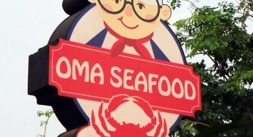 OMA SEAFOOD – Meruya
