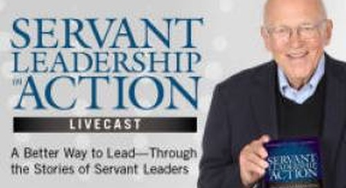 Servant Leadership: 20 Top Thought Leaders
