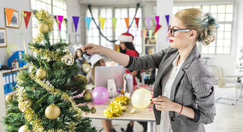 Feeling Overwhelmed at Work and Home This Holiday Season? Ask Madeleine