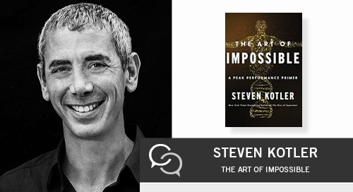 A Formula for Doing the Impossible with Steven Kotler