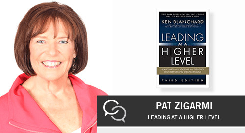 Determining Your Leadership Point of View with Pat Zigarmi